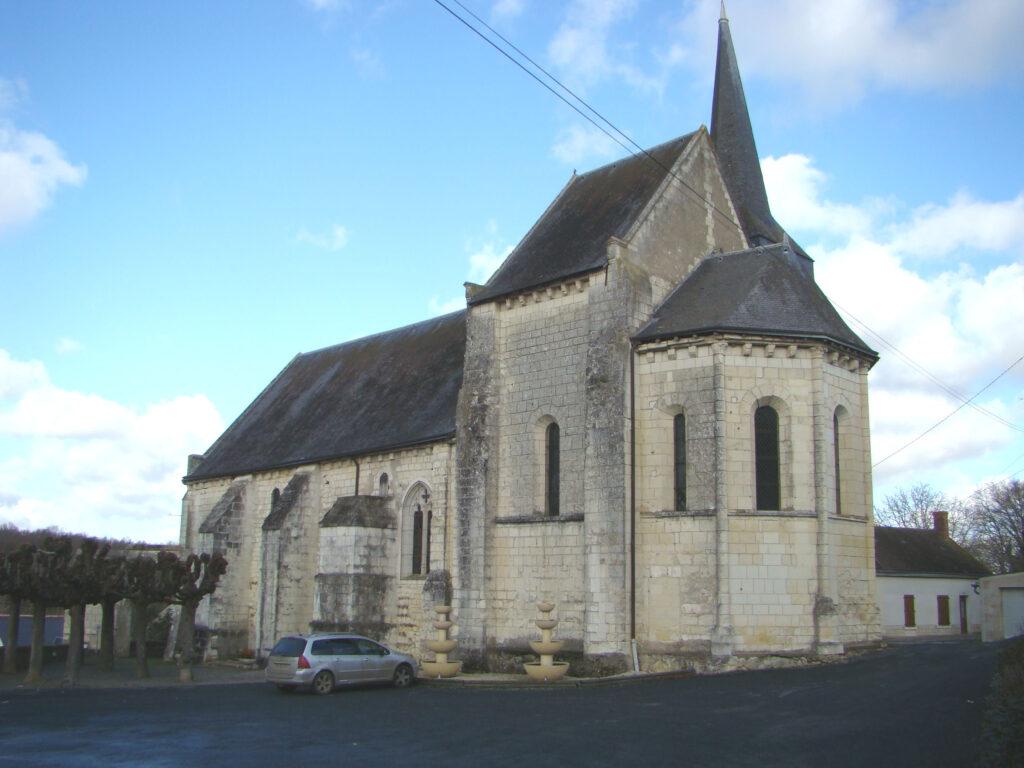 Eglise de Faverolles