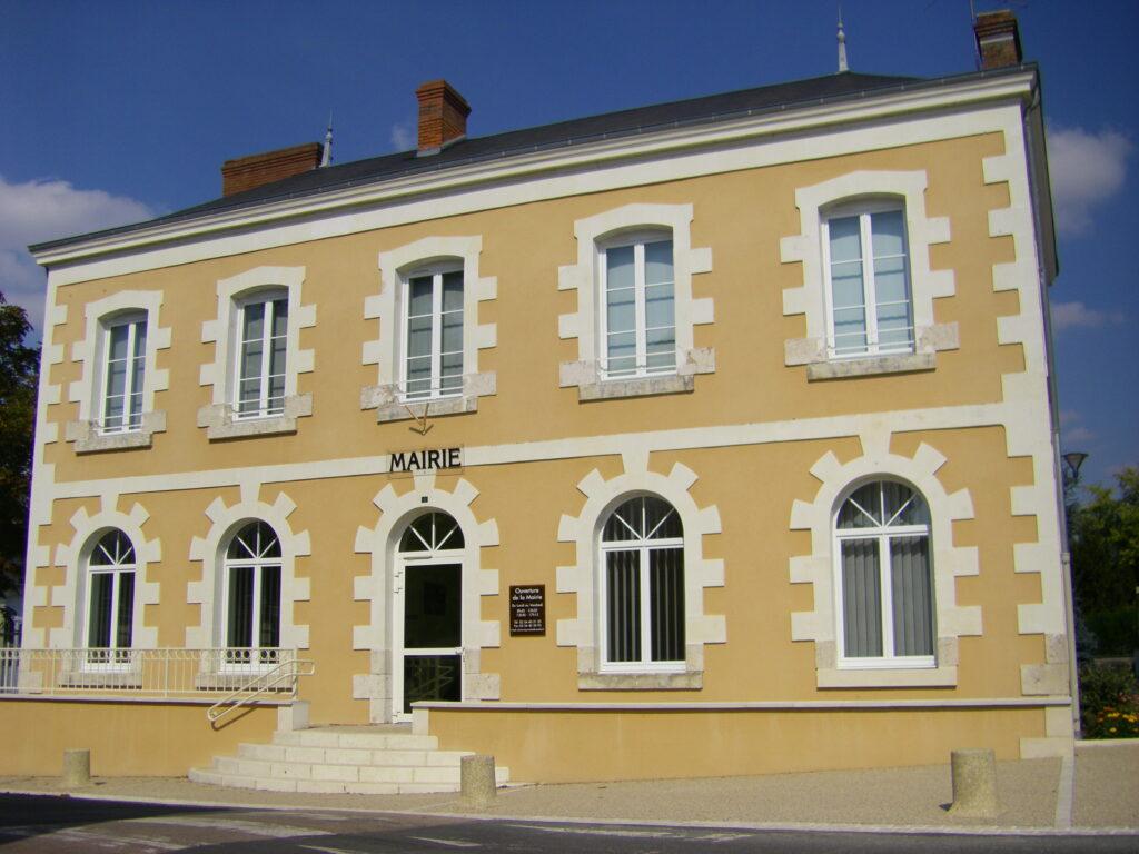 Mairie Vicq-sur-Nahon
