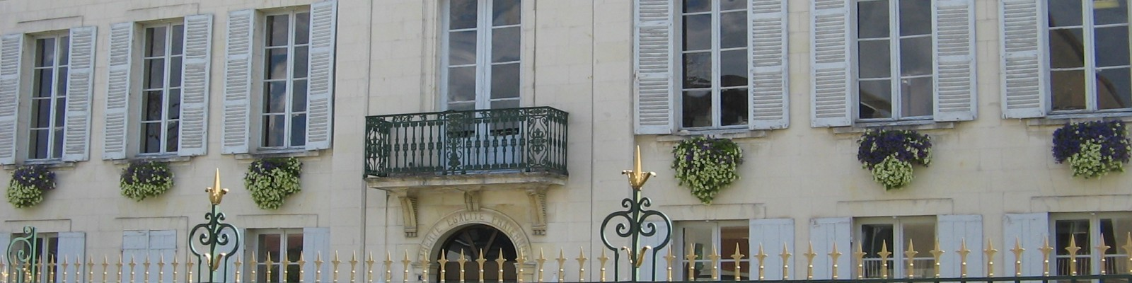 Photo de la mairie à Valençay