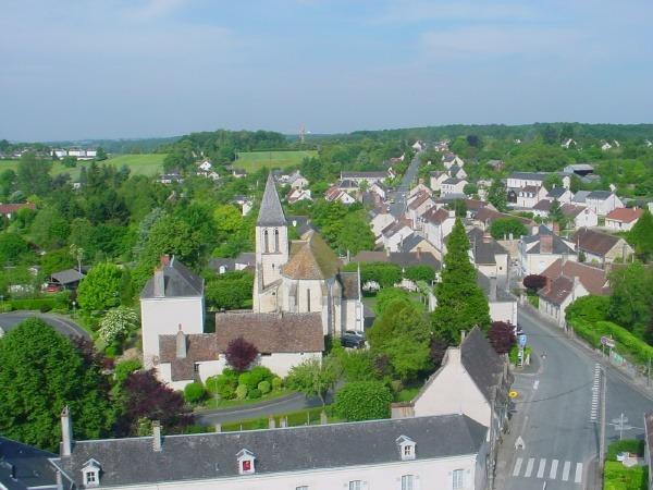 Village de Pellevoisin