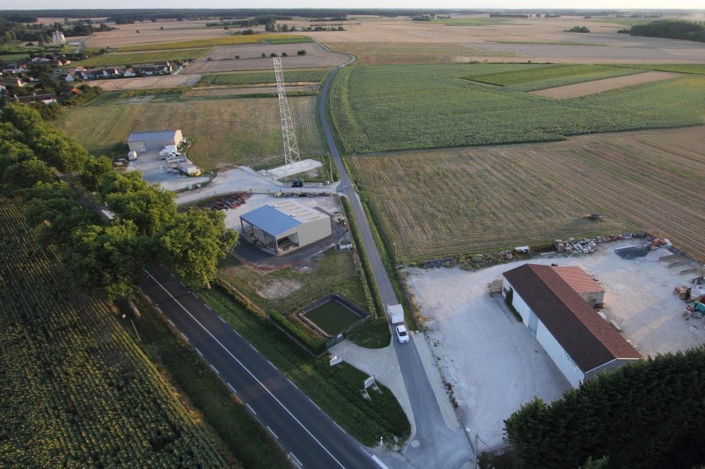 Photo de la zone d'activité Fonguenand