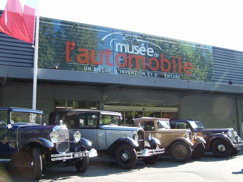 Vue musee exterieur