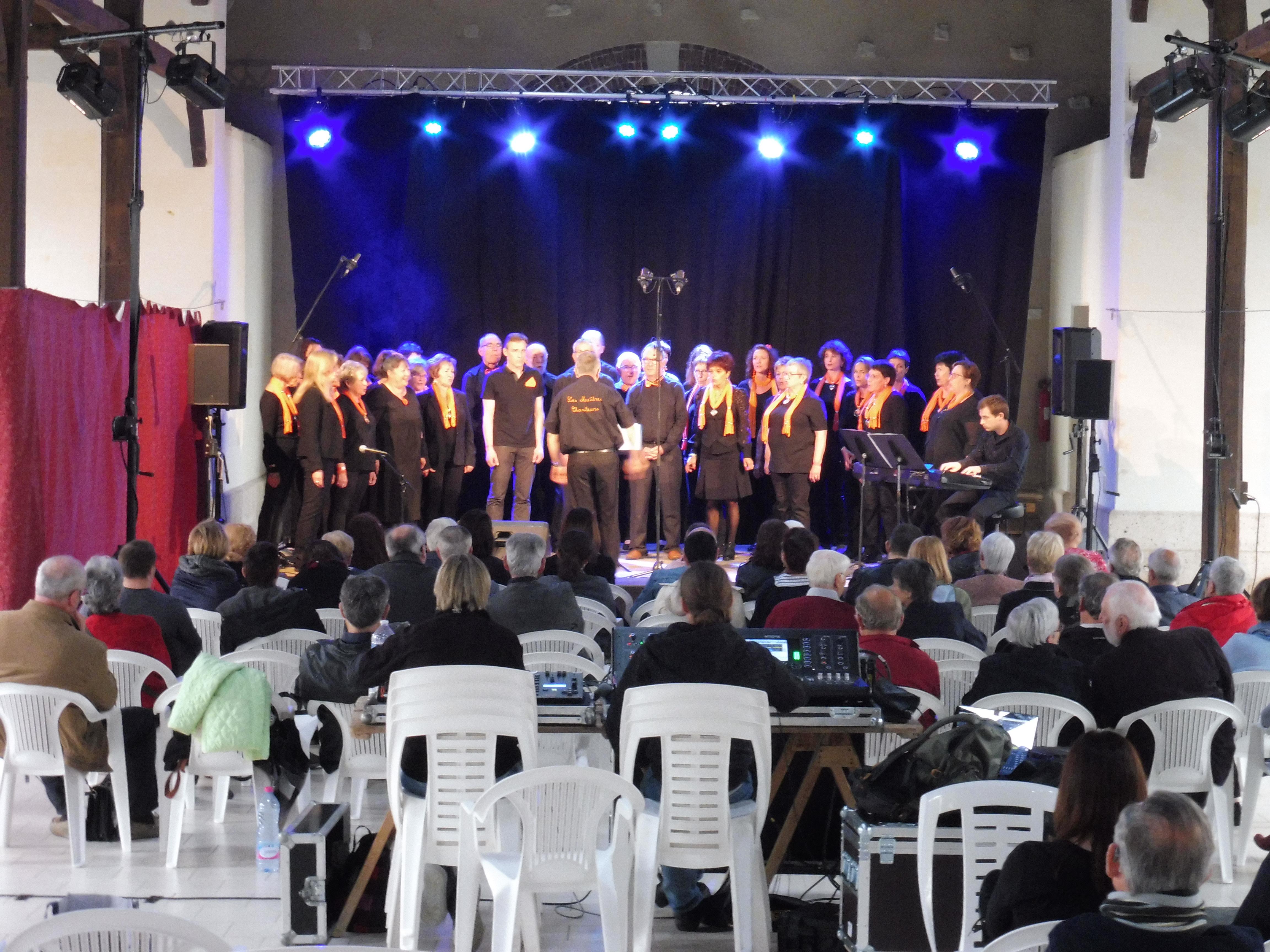© CCEV - Les Maîtres Chanteurs