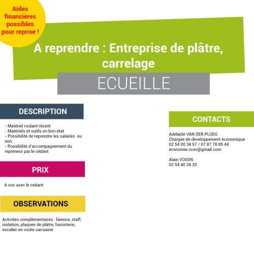 Ecueille-Carrelage