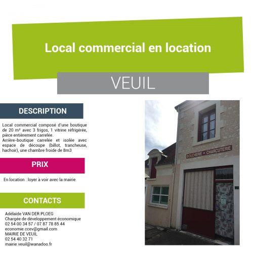 Opportunité-Veuil