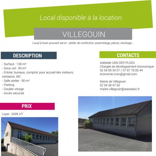 Villegouin